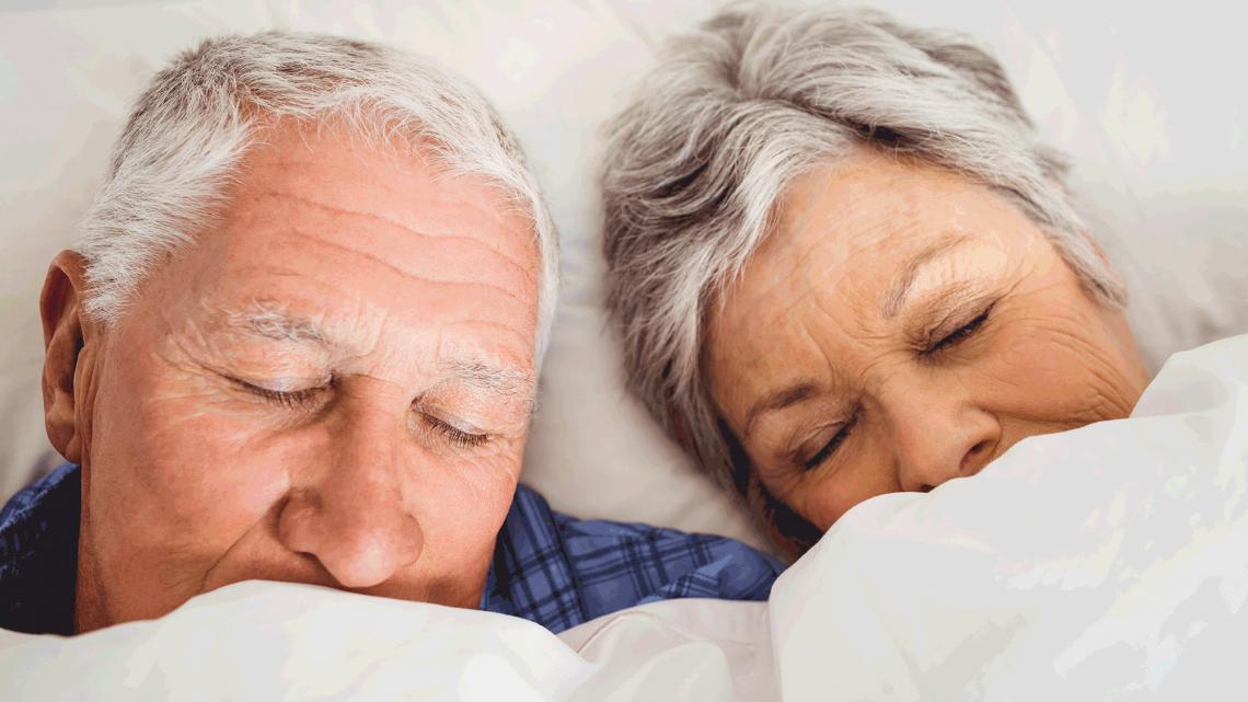Comment bien dormir après 60 ans?